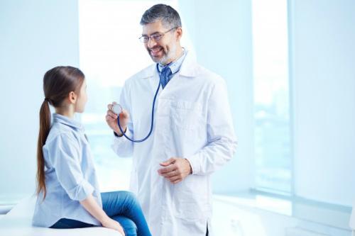 Обследование детей в частной клинике М1 в Мюнхене