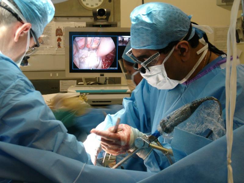 Передовая хирургия в клиниках Турции