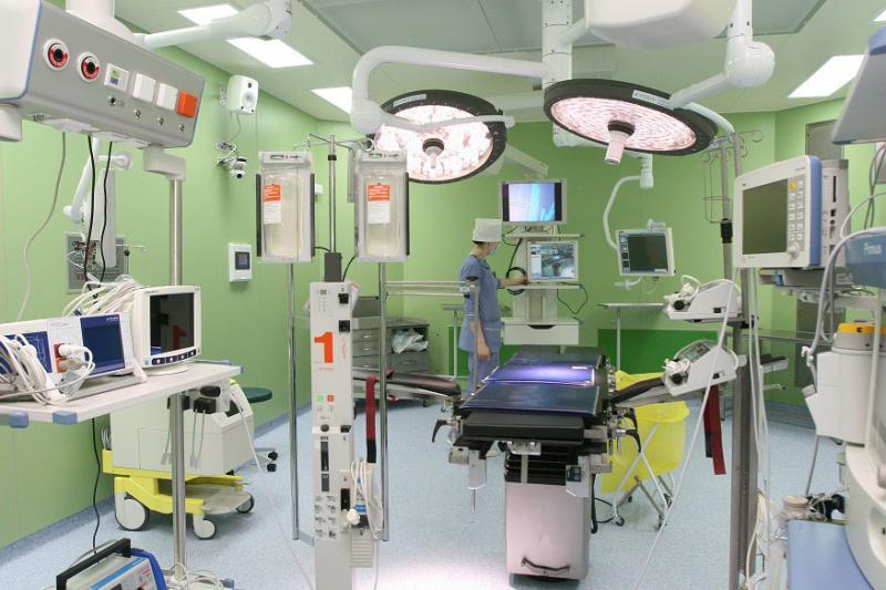 МНПЦ хирургии, трансплантологии и гематологии