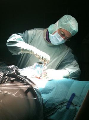 Спинальная хирургия в клинике Альфреда Круппа