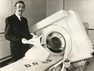 первый компьютерный томограф
