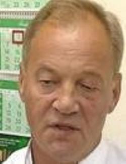 Профессор Владимир Жарков