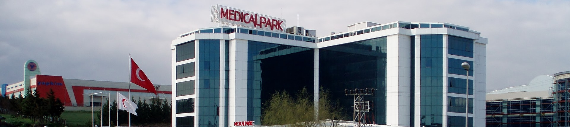 Сеть клиник Медикал Парк