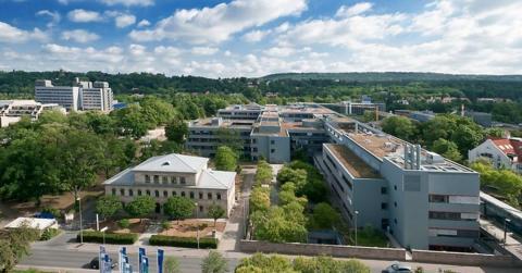 клиника университета эрланген